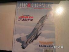 ** Air & Cosmos n°1476 Mirage 2000 / F/A-18E et FS-X / Soufflerie ETW