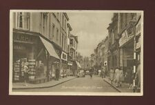 Devon BARNSTAPLE High St used c1950s PPC by Frith