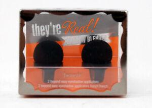 Benefit They're Real! Shadow Blender 2 beyond easy Eyeshadow applicators duo