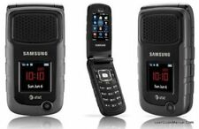 Unlocked Samsung Rugby II SGH - A847 A847M A847R Black for AT&T T-Mobile