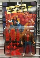 Mattel Dynamite Jack Slater Stunt Figure Action Figure