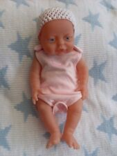 PETERKIN 16 ins NEWBORN  BABY GIRL DOLL  ANATOMICALLY CORRECT NEW #13