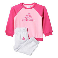 Girls' No Pattern 100% Cotton Outfits & Sets (0-24 Months)