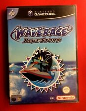 Pal version Nintendo GameCube Wave Race
