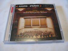 Brahms: Symphonies No. 4 & 2 (CD, Dec-2010, RCA Red Seal)