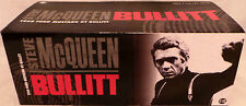 BULLITT : 1968 MUSTANG 1/18TH SCALE DIECAST MODEL MADE BY GREENLIGHT IN 2011