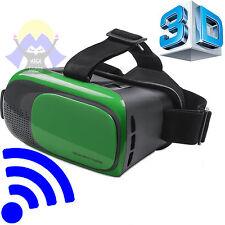 VR Occhiale 3D Realta' VIRTUALI Visore GLASSES Tridimensionale UNIVERSALI Giochi