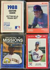 1988 Star Company VERO BEACH-Dodgers Minor League Complete Team Set  H8017309