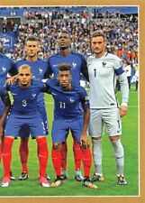 stickers Panini Carrefour Foot 2018 - N° 4
