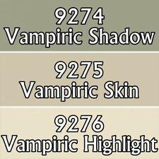 Reaper Master Series Acrylic Paint Triad 09792 Vampiric Skintones
