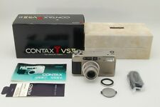 """Exc+++++"" Contax TVS II D 35mm Point & Shoot Film Camera SET From Japan A964"