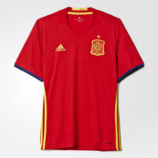 Big Men s Spain Spanish Home Football Shirt Jersey Size 3xl adidas 2016 9178d06e4