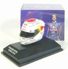 1 8 Minichamps red Bull Racing Arai Helmet GP Japan Vettel 2010