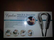 EP-002A Epulse neck and shoulder massager