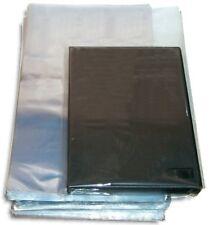 "500-Pak DVD SHRINK BAGS 6.25"" x 10.75"" for Heat-Sealers (100 gauge)"