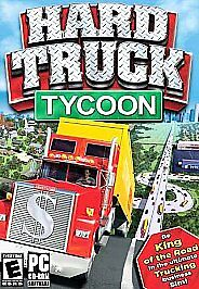 Hard Truck Tycoon  Big Business Big Decisions  New in Box  PC Simulation Game