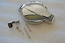 Honda CB350 CB360 CB550 CB450 CB200 CL350 CB750 Fuel Tank Cap & Latch - Repro
