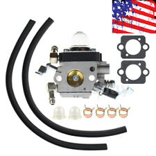 Carburetor For Wacker BS50-2 BS50-2i BS60-2i BS70-2i Walbro HDA 242 Carb Gasket
