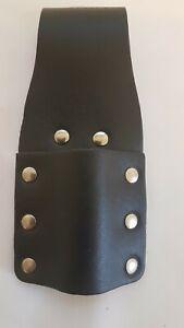 New Black Leather Single Spanner Frog Scaffolding Tools -Tool belt Holder Podger