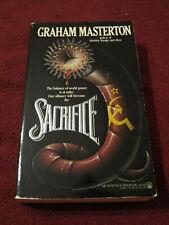 Sacrifice by Graham Masterton (1986, pb) horror thriller Night Warriors Manitou