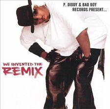 P. Diddy - We Invented The Remix (CD 2002, Bad Boy Records)