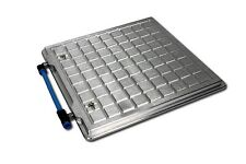 "Vacuum table, Vacuum plate VT2020R 8.3 x 8.3"" CNC Chuck for Clamping & Milling"