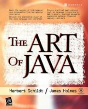 NEW - The Art of Java by Schildt, Herbert; Holmes, James