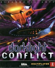 Darklight Conflict - Brand New in sealed Big Box - PC space combat