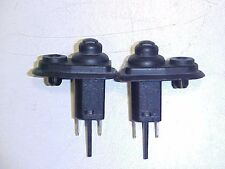 FERRARI BONNET HOOD BOOT DOOR LAMP LIGHT SWITCH 360 430 456 512 550 575 F50 PAIR