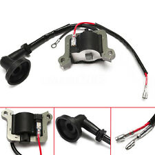Ignition Coil Fit For Chainsaw Strimmer Brush Cutter Lawnmower 2 Stroke Engine
