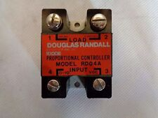 KIDDE DOUGLAS RANDAL MODEL RD04A SOLID STATE RELAY-PROPORTIONAL CONTROLLER