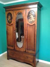 Oak Reproduction Wardrobes/Armoires Antique Furniture