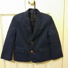 Nautica Blue Blazer Suit Jacket Toddler 3T