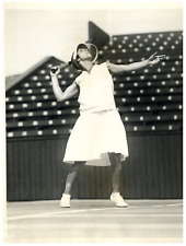 U.S.A., Los Angeles, Helen Wills Moody, famous American tennis player  Vintage s