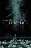 Injection by Warren Ellis & Declan Shalvey  2015 TPB Image Comics 1st Print