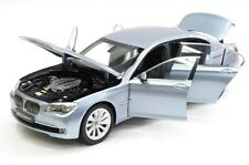 Kyosho BMW 7 Series F02 Active Hybrid 7 Water Blue Metallic K08782BW  1:18*New!