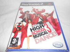 Jeu PS2 HIGH SCHOOL MUSICAL 3 DANCE NOS ANNEES LYCEE