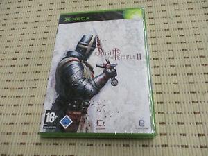 Knights of the Temple 2 für XBOX *OVP* NEU - NEW