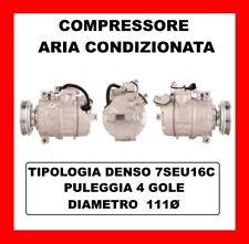 COMPRESSORE ARIA CONDIZIONATA AUDI A6 AVANT 1.9 TDI DAL 2001 KW96 CV130 AVF AWX