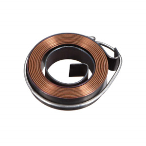 sourcing map Drill Press Return Spring, Quill Spring Feed Return Coil Spring 40