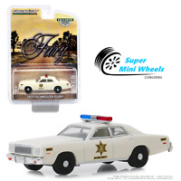 Greenlight 1977 Plymouth Fury - Hazzard County Sheriff 1:64 #30110