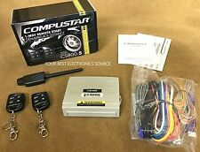 NEW Compustar CS800S 1-Way Remote Start System w/ Keyless Entry CS800-S