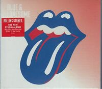 Blue and Lonesome by The Rolling Stones *** (CD, NEW, Atlantic) USA SELLER !