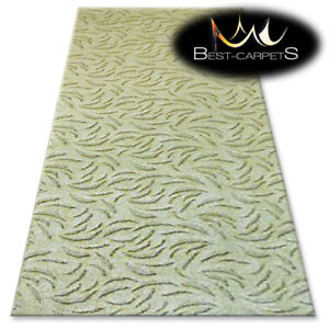 CHEAP & QUALITY CARPETS IVANO green Bedroom width 3m 4m 5m Large RUG ANY SIZE