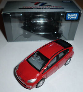 Tomica Limited 1:64 TL 0117 Toyota Prius