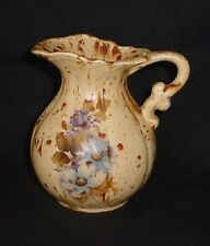 Beautiful Hand Painted Pitcher - Look ! -