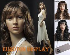 SF-4 EurotonDisplay Schaufensterpuppe  2 Perücken gratis beweglich Puppe