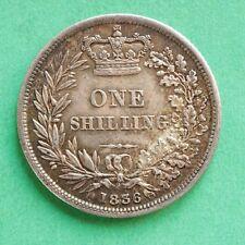1836 William IIII Silver Shilling SNo48067