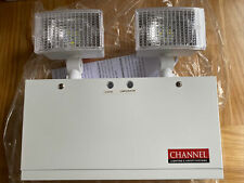 Channel Grove LED Emergency Twin Spot Flood Light  Weatherproof Non-Maintained