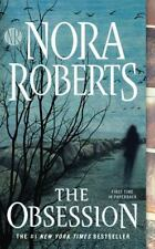 The Obsession by Nora Roberts (2017, Paperback)